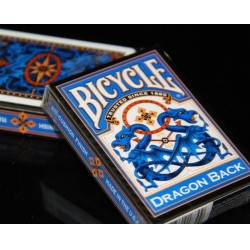 Jeu Bicycle Red Dragon