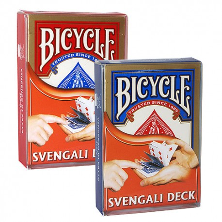 Jeu Bicycle Svengali
