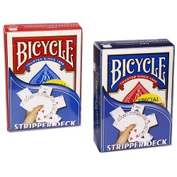 Jeu Bicycle Stripper