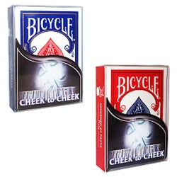 Jeu Bicycle Cheek to Cheek