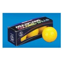 Multiplying colored balls (jaune)