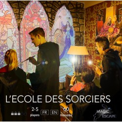 Escape Room L'Ecole des Sorciers