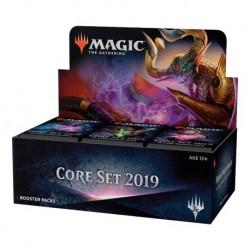 Boîte de 36 boosters Magic Edition de Base 2019 - FR