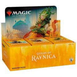Boîte de 36 Boosters Les guildes de Ravnica - FR