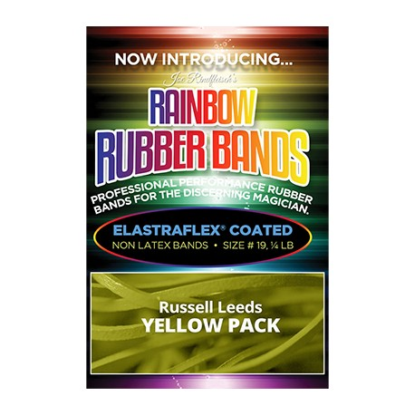 rainbow rubber bands