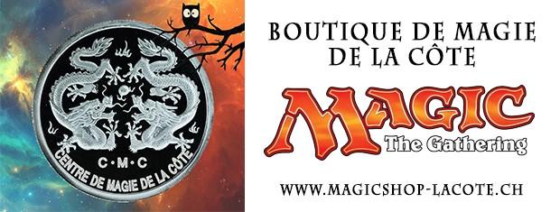 Boutique de Magie de la Côte