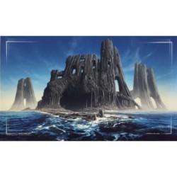 Tapis de Jeu Ile - John Avon Art - Farway Island Play Mat