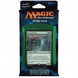 Jeu de Cartes Magic -  Ténèbres sur Innistrad Intro Noir/Rouge Vampiric Thirst  - FR