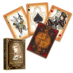 Alice of Wonderland Deck Gold