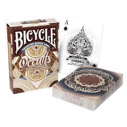 Jeu Bicycle Occults