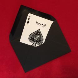 Enveloppes noires