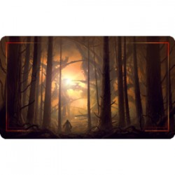 Tapis de Jeu Ile - John Avon Art - Megalis Forest Play Mat
