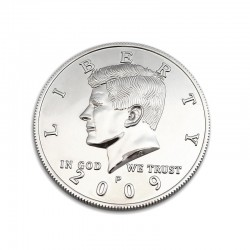 Pièce demi dollar jumbo