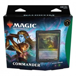 Kaldheim - Deck Commander 2 - Empire Elfe