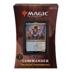 Strixhaven : l'académie des mages - Deck Commander 2 - Représentation de Prismari