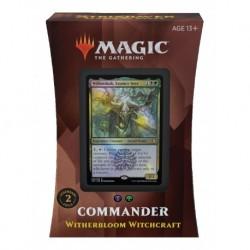 Strixhaven : l'académie des mages - Deck Commander 3 - Maléfices de Flestrefleur