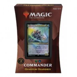 Strixhaven : l'académie des mages - Deck Commander 5 - Quandrix quantique